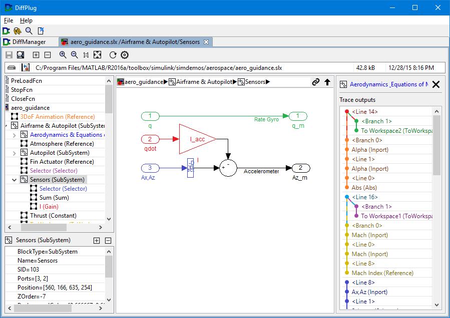 Signal tracing | DiffPlug Docs