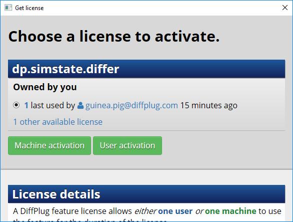 License manager   DiffPlug Docs